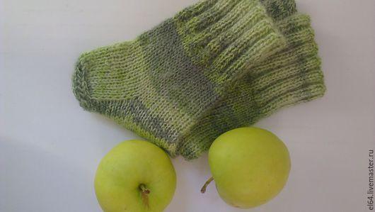Носки, Чулки ручной работы. Ярмарка Мастеров - ручная работа. Купить Носки вязанные. Handmade. Разноцветный, носки ручной работы