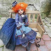 """Куклы и пупсы ручной работы. Ярмарка Мастеров - ручная работа Авторская художественная кукла """" Жанна"""". Handmade."""