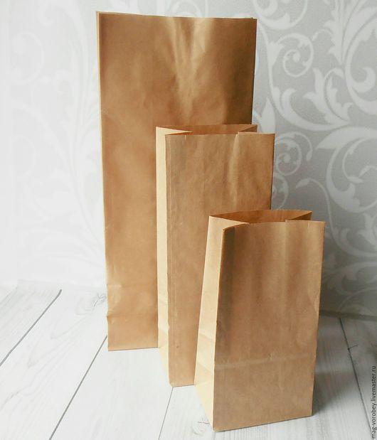 Упаковка ручной работы. Ярмарка Мастеров - ручная работа. Купить Крафт-пакеты. Handmade. Коричневый, крафт, крафт упаковка