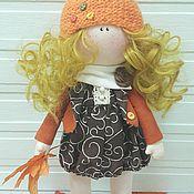 Куклы и игрушки ручной работы. Ярмарка Мастеров - ручная работа Интерьерная кукла Осень. Handmade.