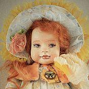 Куклы и игрушки ручной работы. Ярмарка Мастеров - ручная работа Крошка Бонни  Авторская кукла ручной работы. Handmade.