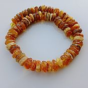 Работы для детей, handmade. Livemaster - original item Amber beads Therapeutic for mom`s health as a gift. Handmade.