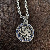 Украшения handmade. Livemaster - original item The symbol of the Genus (lace). Handmade.