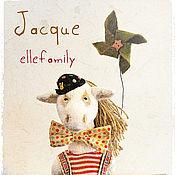 Куклы и игрушки ручной работы. Ярмарка Мастеров - ручная работа Конь Jacque CIRCUS. Handmade.