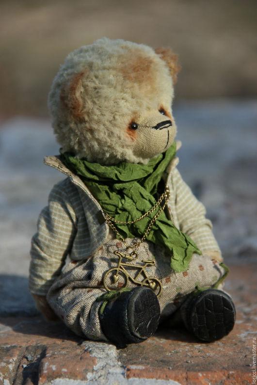 Мишки Тедди ручной работы. Ярмарка Мастеров - ручная работа. Купить Иди за своей мечтой...Монти.... Handmade. Мишка