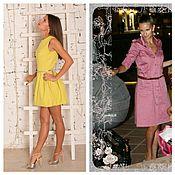 Одежда ручной работы. Ярмарка Мастеров - ручная работа Платья, юбки, брюки, блузки пошив. Handmade.