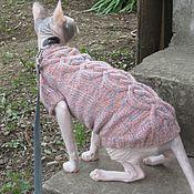 handmade. Livemaster - original item Wonderful sweater for animals. Handmade.