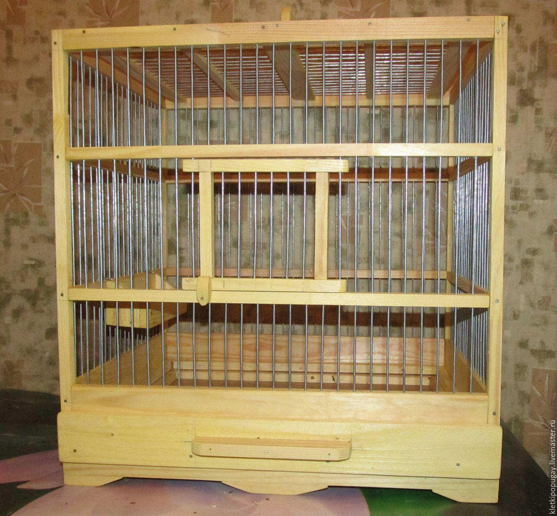 Клетка для попугаев мастер класс оригинального подарка своими руками
