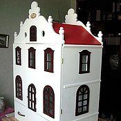Куклы и игрушки ручной работы. Ярмарка Мастеров - ручная работа Кукольный домик 25. Handmade.