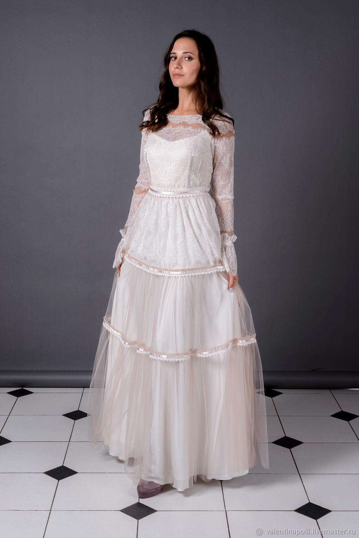 "Wedding dress - ""Melladia"", Wedding dresses, Moscow,  Фото №1"