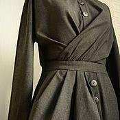Одежда ручной работы. Ярмарка Мастеров - ручная работа Платье по мотивам работы  Чарльза Джеймса(макет). Handmade.