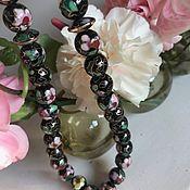 Винтаж handmade. Livemaster - original item Vintage rosary