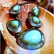 Украшения handmade. Livemaster - original item Necklace: Natural turquoise necklace. Handmade.