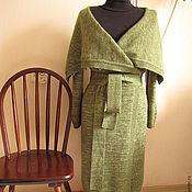 Одежда ручной работы. Ярмарка Мастеров - ручная работа кардиган ( работа представлена для примера). Handmade.