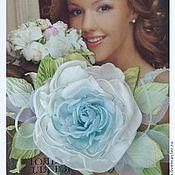 Свадебный салон ручной работы. Ярмарка Мастеров - ручная работа Свадебные розы. Handmade.