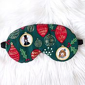 Одежда handmade. Livemaster - original item Sleep mask