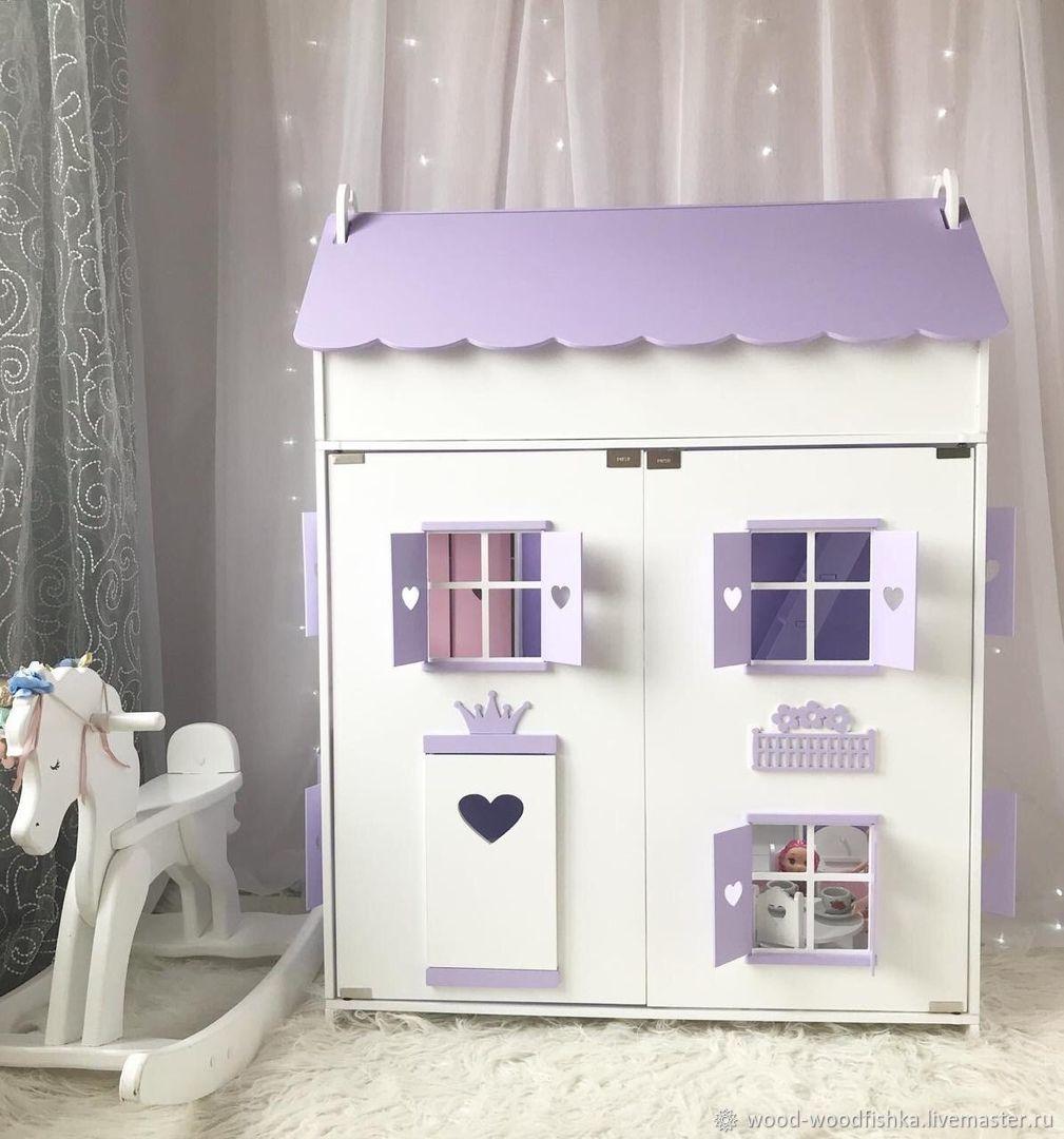 Кукольный домик барби, Кукольные домики, Москва,  Фото №1