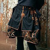 Одежда ручной работы. Ярмарка Мастеров - ручная работа Юбка бохо-шик Bali Bamboo. Handmade.