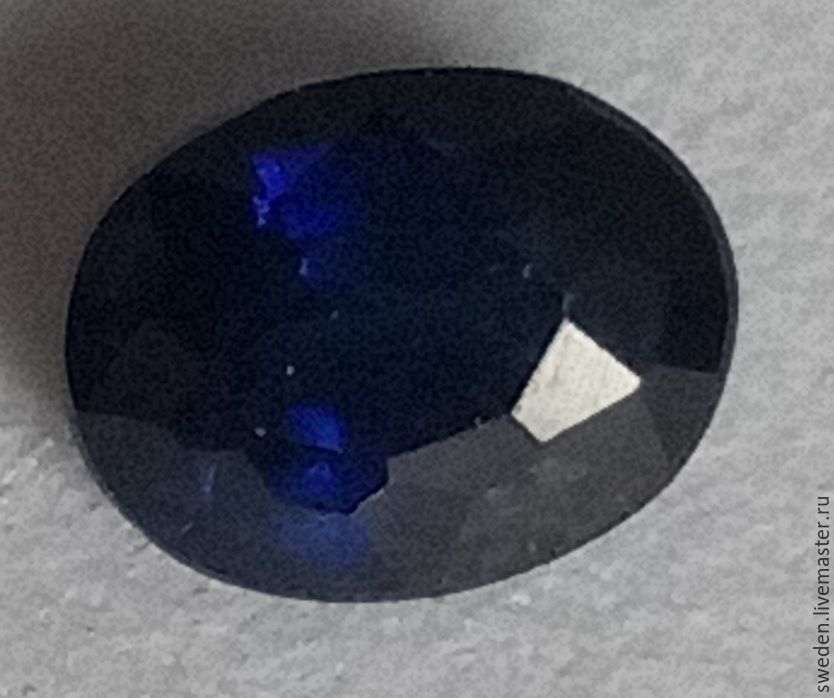 SAPPHIRE NATURAL, Minerals, Moscow,  Фото №1