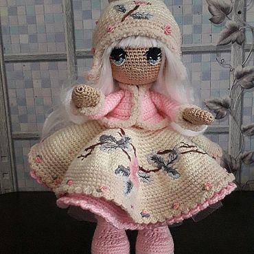 Для дома и интерьера ручной работы. Ярмарка Мастеров - ручная работа Интерьерная куколка. Handmade.