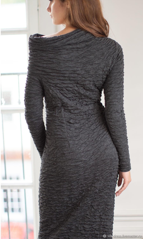 Dress crinkled viscose, Dresses, Moscow,  Фото №1