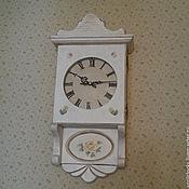 Для дома и интерьера ручной работы. Ярмарка Мастеров - ручная работа Часы Прованс. Handmade.