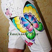 Одежда ручной работы. Ярмарка Мастеров - ручная работа Калифорнийская бабочка. Handmade.
