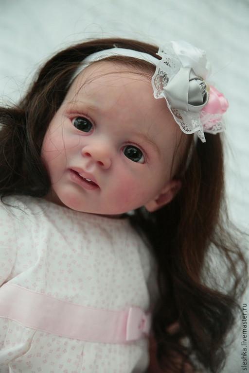Куклы-младенцы и reborn ручной работы. Ярмарка Мастеров - ручная работа. Купить Малышка Фридолин. Handmade. Разноцветный