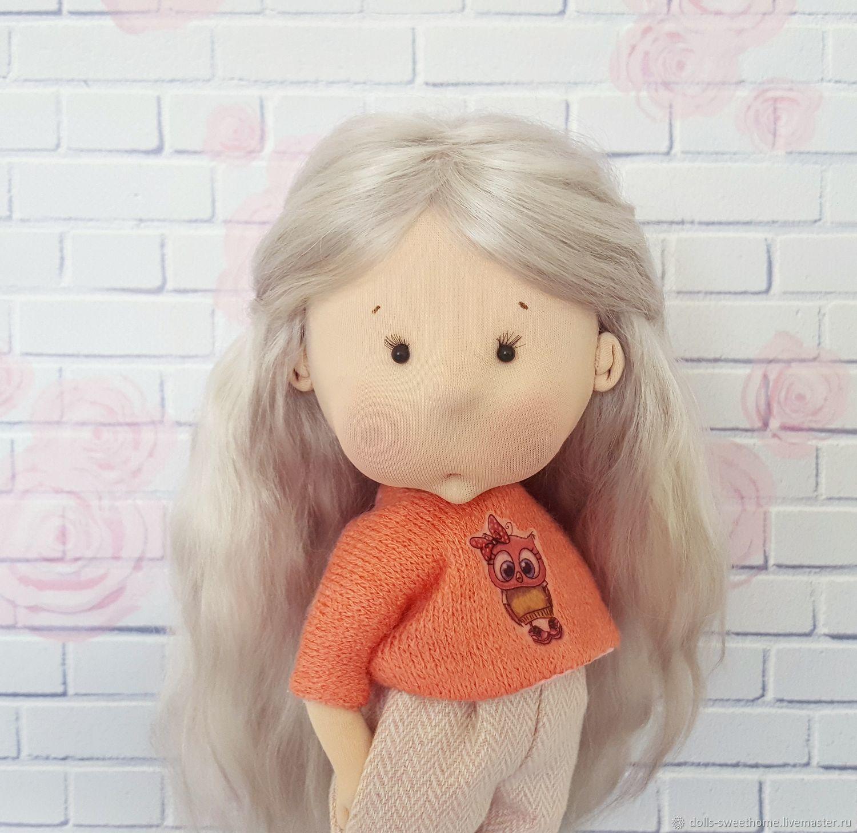 Интерьерная куколка, Тыквоголовка, Серпухов,  Фото №1