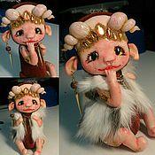 Куклы и игрушки ручной работы. Ярмарка Мастеров - ручная работа мифическое детя ( продан). Handmade.