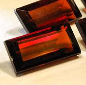 Материалы для творчества handmade. Livemaster - original item Natural Almandine garnet 4h8 mm 1,1 CT. - 0,15 CT. Handmade.