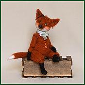 Куклы и игрушки ручной работы. Ярмарка Мастеров - ручная работа Рыжики. Handmade.