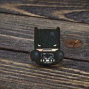 Украшения handmade. Livemaster - original item Wooden icon Batman. Handmade.