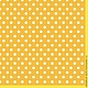 Декупаж и роспись ручной работы. Ярмарка Мастеров - ручная работа. Купить Мелкий горох на желтом (SLOG023105) - салфетка для декупажа. Handmade.