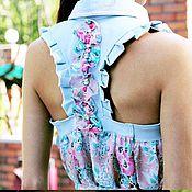 Одежда ручной работы. Ярмарка Мастеров - ручная работа Туника. Платье летнее.. Handmade.