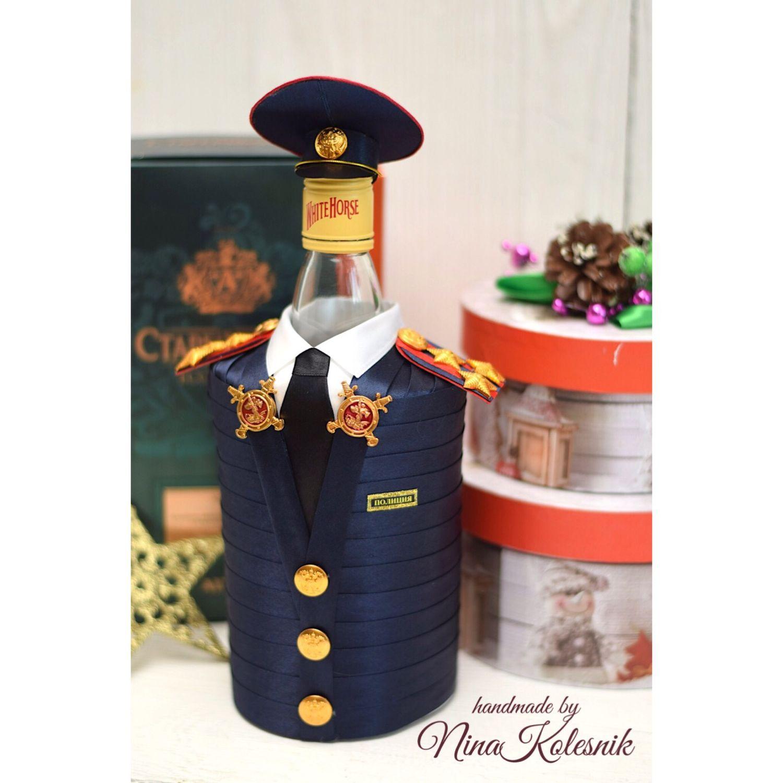 Подарок полицейскому, мужчине в форме, Подарки на 23 февраля, Москва,  Фото №1