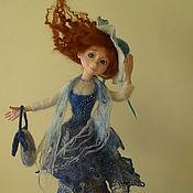 """Куклы и игрушки ручной работы. Ярмарка Мастеров - ручная работа Авторская кукла  """"Морской бриз"""".. Handmade."""