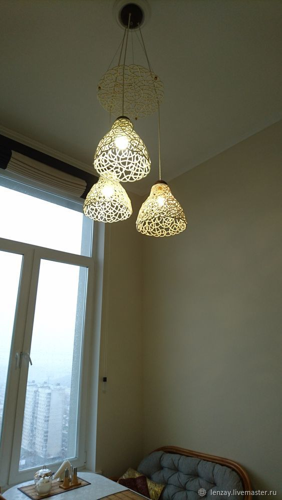 Space Ceiling Lamp, Chandeliers, Moscow,  Фото №1