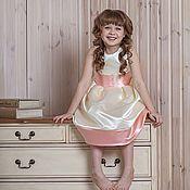 """Работы для детей, ручной работы. Ярмарка Мастеров - ручная работа Детское платье """"Гербера"""". Handmade."""