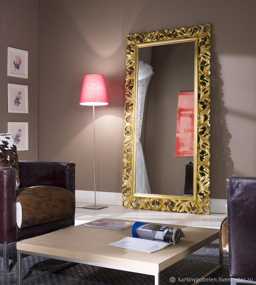 Зеркало в ажурной раме, Зеркала, Москва,  Фото №1