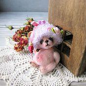 Куклы и игрушки ручной работы. Ярмарка Мастеров - ручная работа Мишутка Аими. Handmade.