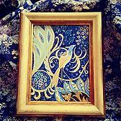 Картины и панно ручной работы. Ярмарка Мастеров - ручная работа Жар-птица. Handmade.