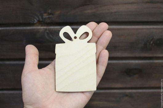 Декупаж и роспись ручной работы. Ярмарка Мастеров - ручная работа. Купить Подарок  игрушка деревянная. Handmade. Белый, заготовки для декупажа