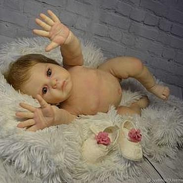 Куклы и игрушки ручной работы. Ярмарка Мастеров - ручная работа Lilli-Marlaine by Sylvia Manning.. Handmade.