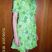 Одежда ручной работы. Ярмарка Мастеров - ручная работа зеленая поляна. Handmade.