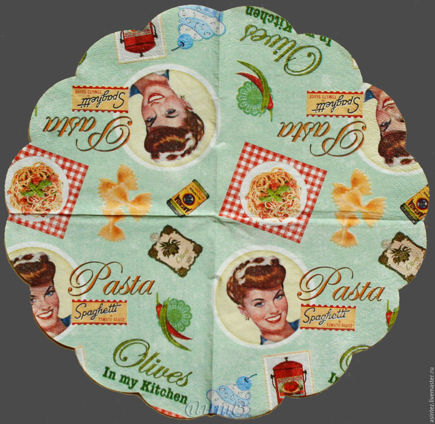 13pcs napkins for decoupage vintage American pin up cafe bar print, Napkins for decoupage, Moscow,  Фото №1
