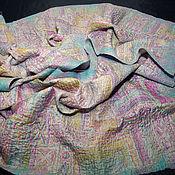 Аксессуары ручной работы. Ярмарка Мастеров - ручная работа Макси-шарф Акварель. Handmade.
