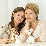 Татьяна и Юлия Глушковы (woolclub) - Ярмарка Мастеров - ручная работа, handmade
