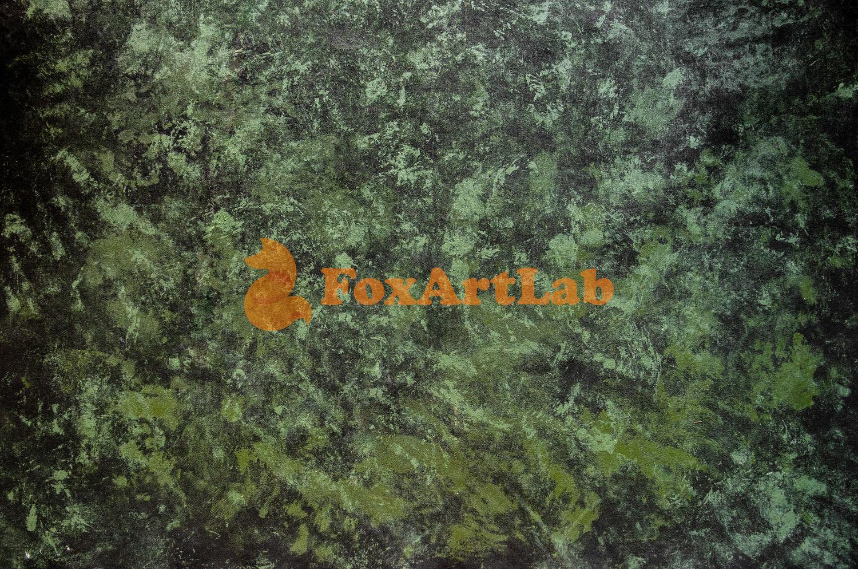 Рулонный фотофон Листья оливы, Фото, Москва,  Фото №1