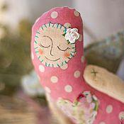 Куклы и игрушки ручной работы. Ярмарка Мастеров - ручная работа Ангелы весны. Handmade.